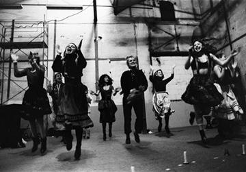 <em>Family Cycle</em>, Paris 1988.