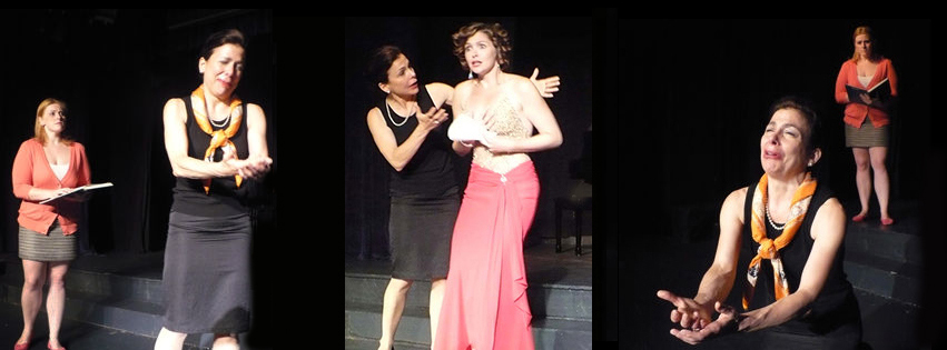 Master Class directed by Shauna Kanter at Phoenicia International Festival of the Voice