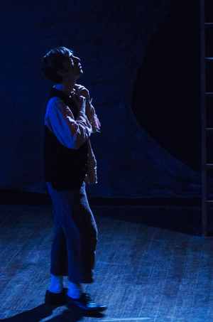 Voice Theatre's production of <em>Our Country's Good, </em> Byrdcliffe Theater, Woodstock, NY -2015.