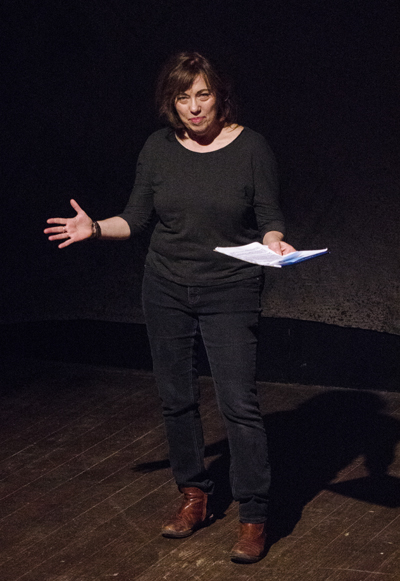 Shauna Kanter at Byrdcliffe Theater