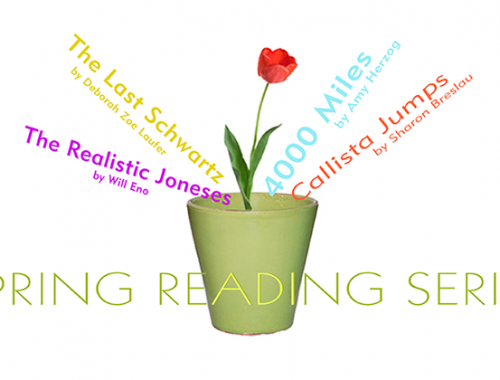 Voice Theatre Spring Reading Series 2016