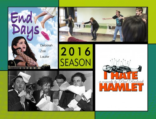 Voice Theatre Season 2016