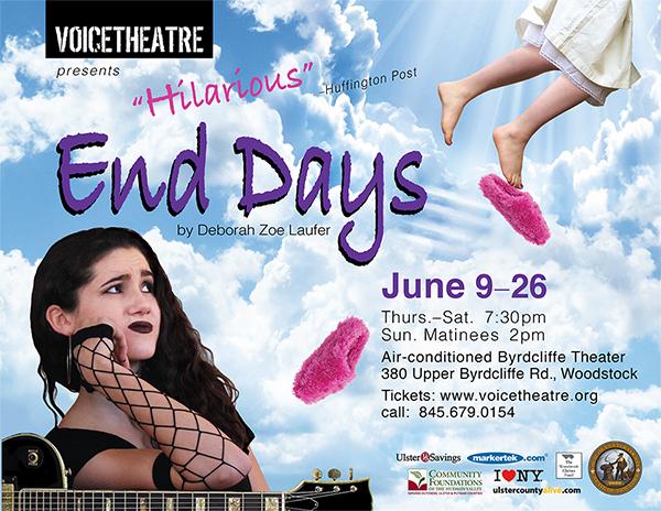 End Days, Voice Theatre
