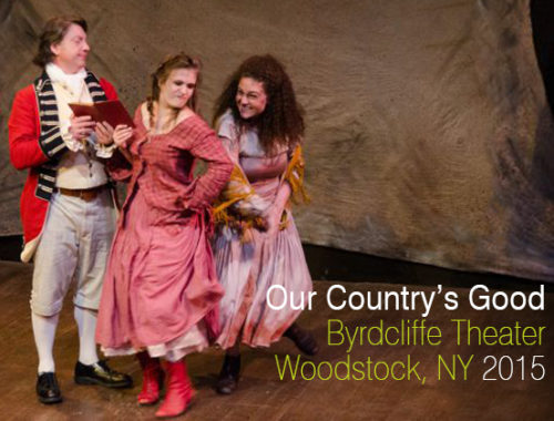 Byrdcliffe Theater – Voice Theatre