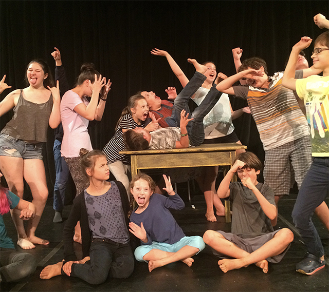 Voice Theatre Summer Youth Workshops